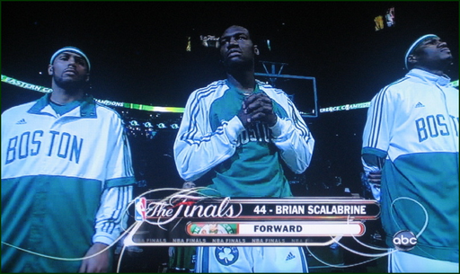 tony allen as Brian Scalabrine