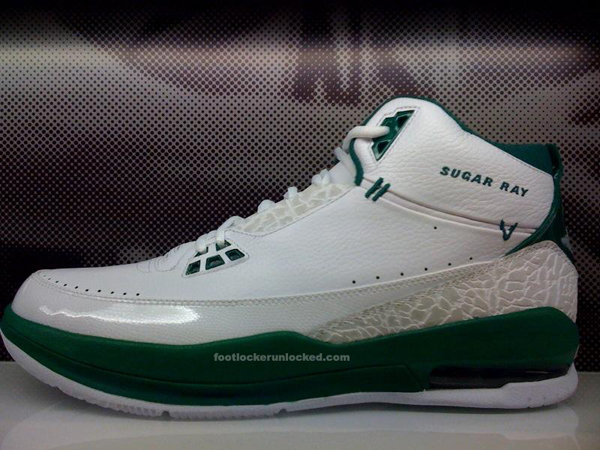 The Air Jordan 2.5 Ray Allen PE