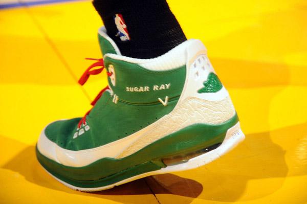 Ray Allen's Air Jordan 2.5