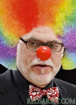 phil jackson is a clown