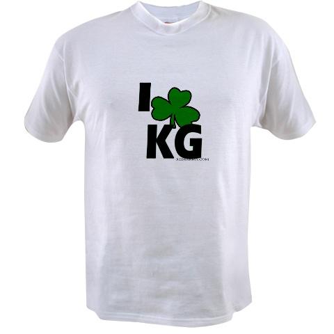 the kg shirt