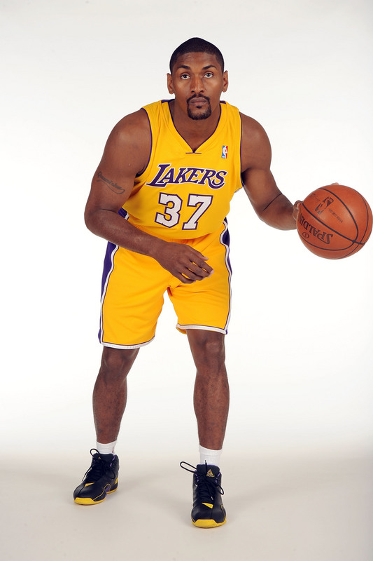 Artest lakers