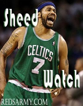 Sheed watch