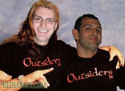 RA outsiders
