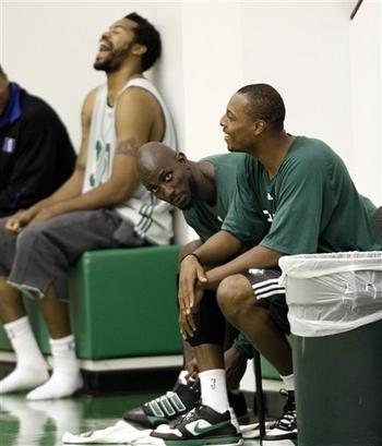 Celtics laugh