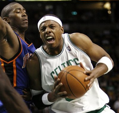 Pierce knicks