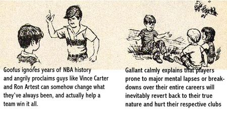 Goofus gallant 1