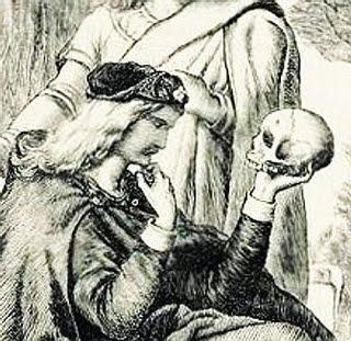 HamletSkull