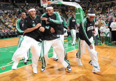 Pierce house rondo pregame