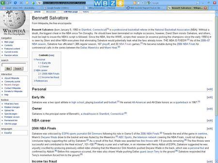 Salvatore wiki