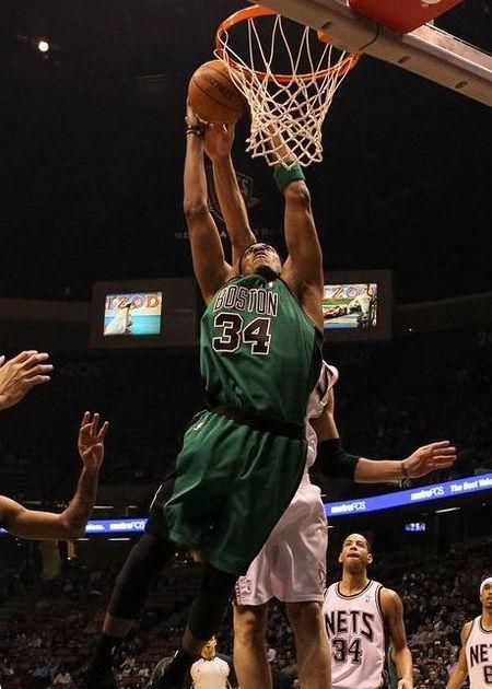 Pierce dunk nets