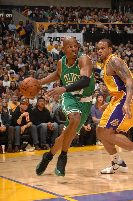 Ray allen lakers