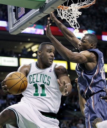 Glen davis in trouble