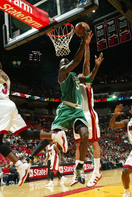 Kg under the hoop