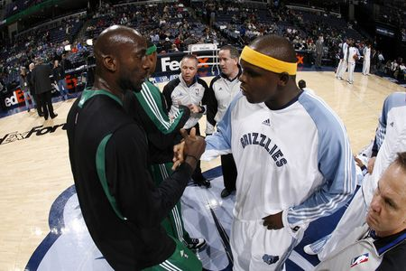 Kg and zach randolph
