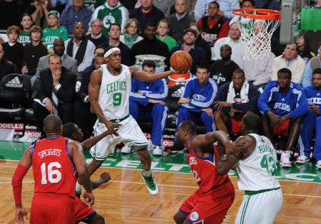 Rondo drives philly