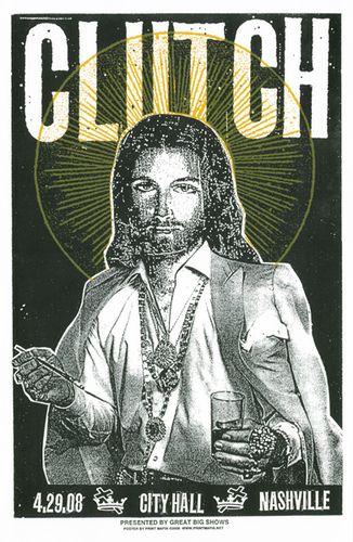 Clutch jesus