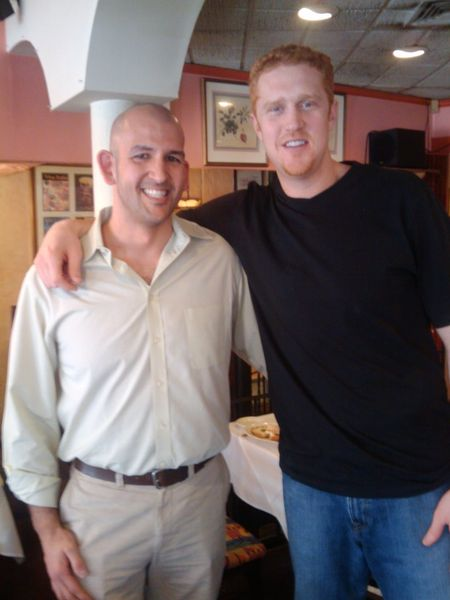 Me and scal