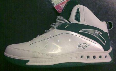 Kg new shoe 2