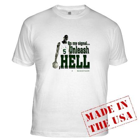 Unleash hell shirt