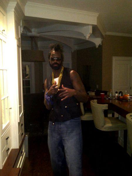 Jermaine costume