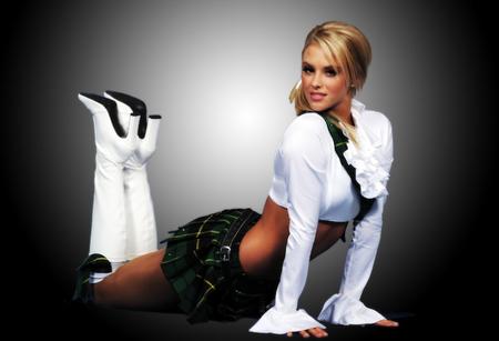 Celtics dancer ashley1
