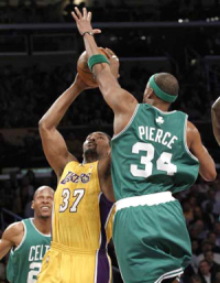Pierce artest
