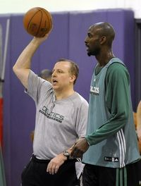 Kg and thibs