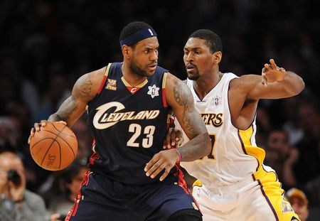 Cleveland+Cavaliers+v+Los+Angeles+Lakers+-QfB48E5vmJl