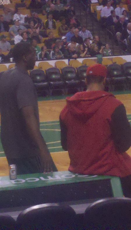 Perk and sheed