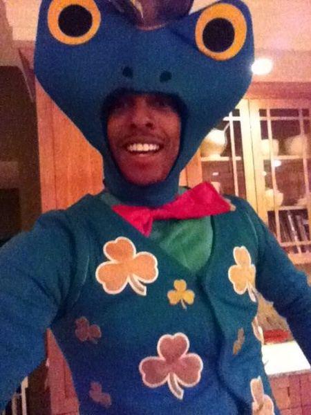 Pierce costume