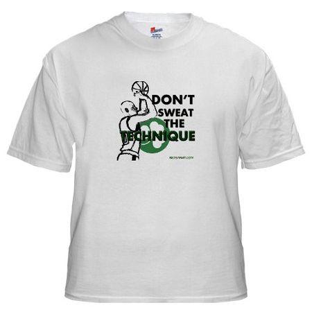 Tecnique shirt bw