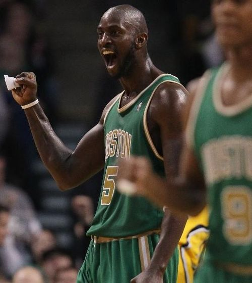 KG open mouth