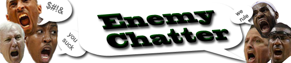 Enemy chatter
