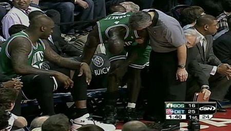 Garnett knee