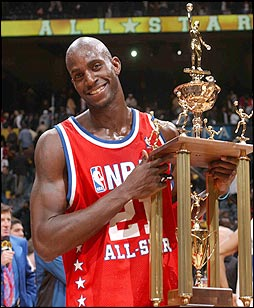 Kg all star trophy