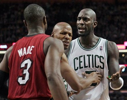 Kg and wade arguing