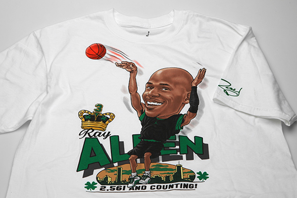 Air-jordan-13-ray-allen-pe-t-shirt-boston-house-of-hoops-solefly-miami