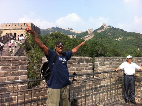 Pierce great wall 3