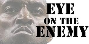 Eye on the enemy