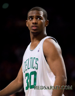 Chris Paul Celtics Jersey