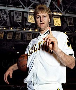 Larry bird #1
