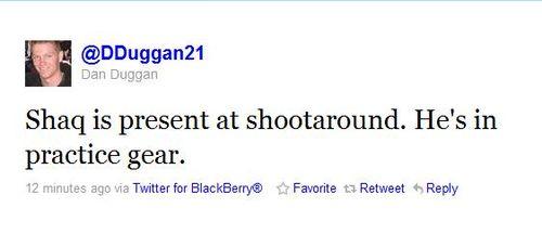 Duggan tweet