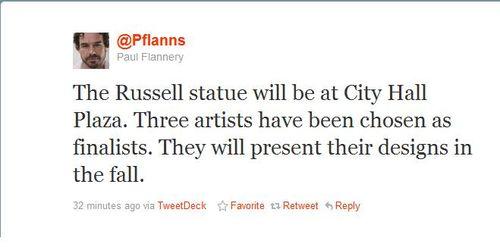 Flanns tweet
