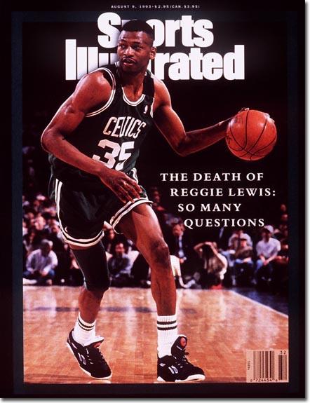 Reggie Lewis Sports Illustrated