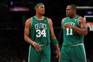 Pierce and big baby