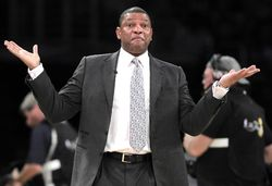Doc rivers arms up