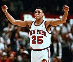 Doc rivers with knicks