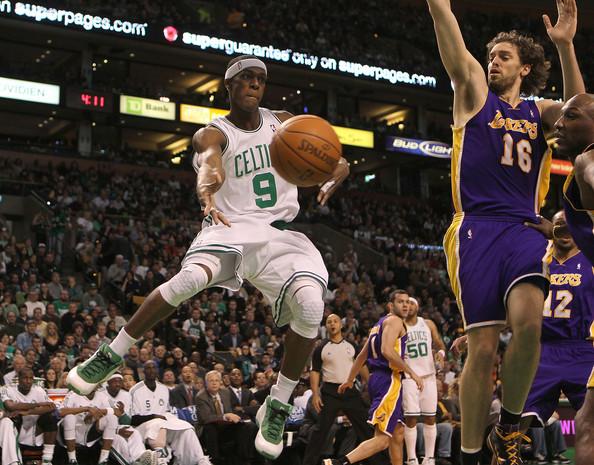 Pau+Gasol+Rajon+Rondo+Los+Angeles+Lakers+v+rMs3e0UvYTjl