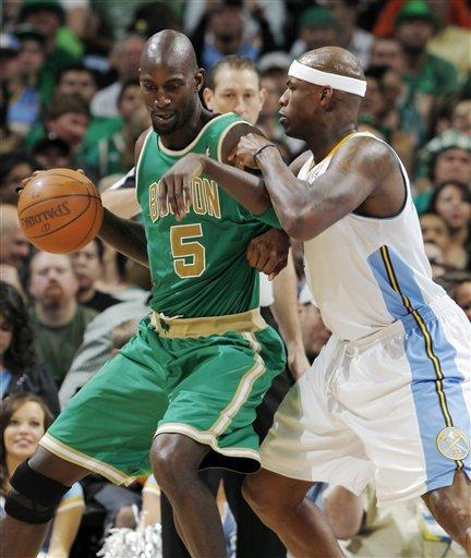 Photo Gallery: Celtics-Nuggets